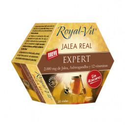 jalea real con ashwaganda sin azucar dietisa