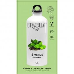 Bebida instantánea de te verde