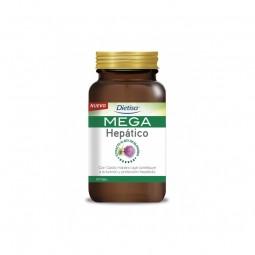 Mega hepatico 60 capsulas Dietisa